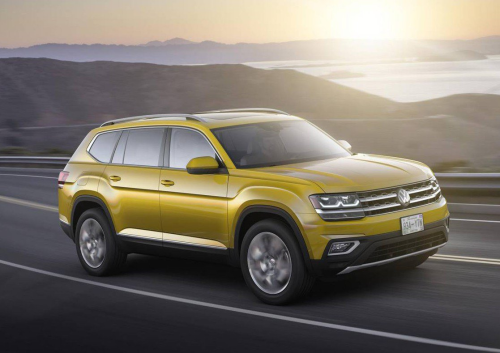 5 Things You Need to Know About the 2018 Volkswagen Atlas