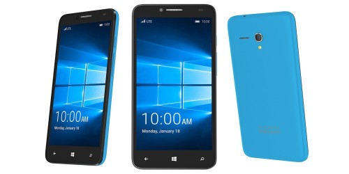 Alcatel Idol 4S with Windows 10 preview: Dead software in a shiny phone?
