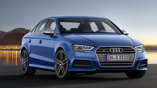 2017 Audi S3 First Drive: The compact sports sedan gets fiercer