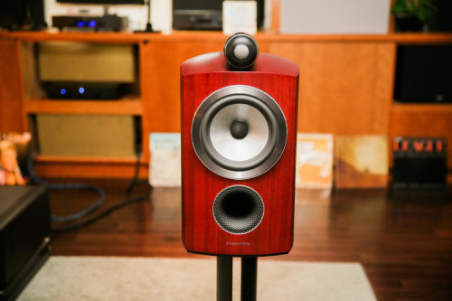 Bowers & Wilkins 805 D3 review