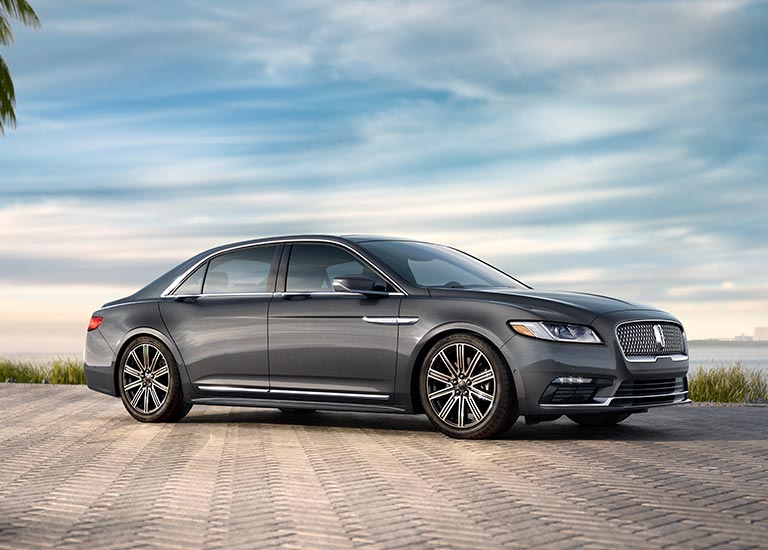 2017 Lincoln Continental First Drive How To Reboot An Icon Gearopen
