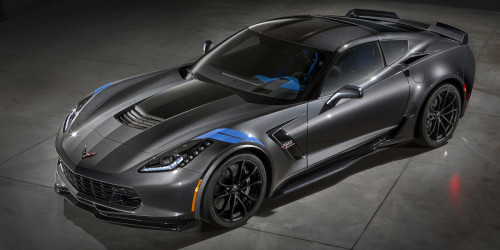 2017 Chevrolet Corvette Grand Sport review