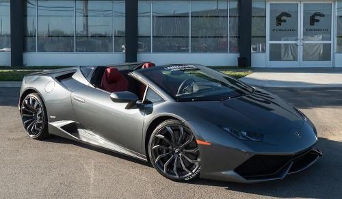 2016 Lamborghini Huracán Spyder review