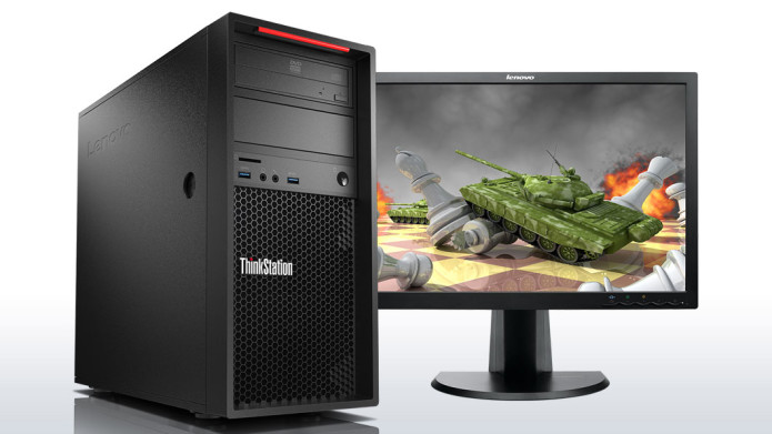 lenovo-desktop-tower-workstation-thinkstation-p310-front-with-monitor-1