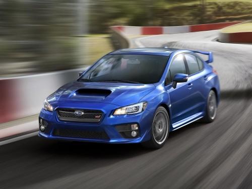 2016 Subaru WRX STI review