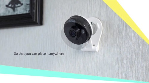 Review: Funlux Smart Wireless Mini CAM security camera