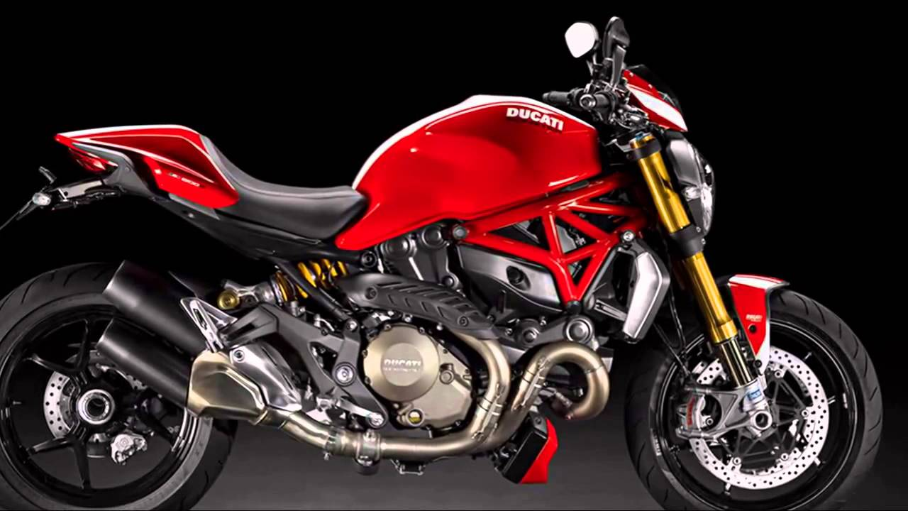 Ducati Monster Ride On Toy