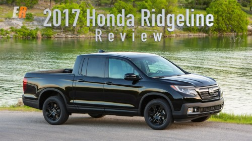 2017 Ridgeline Review: Honda's Suburban Multi-Tool Gets a Do-Over