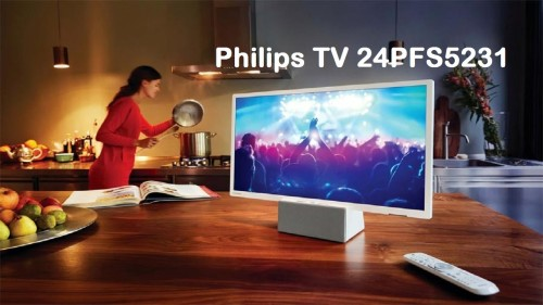 Philips 24PFS5231 review