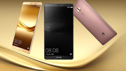 Huawei Mate 9 hand-on: