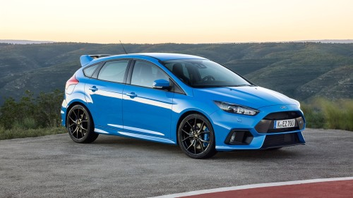 7 Things You Probably Never Knew About the Ford Focus RS