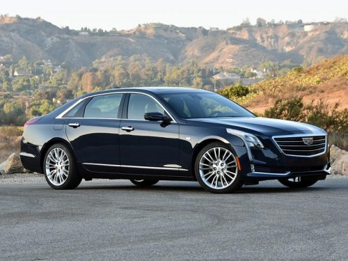 2017 Cadillac CT6 Premium Review: Let's Call It a Comeback