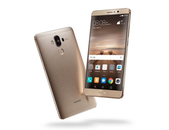 Specs Comparison : Huawei Mate 9 vs LG V20