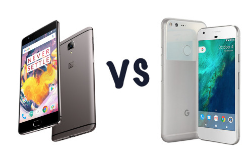 OnePlus 3T vs Google Pixel XL: What's the difference?
