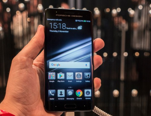 Huawei Porsche Design Mate 9 hands-on Review