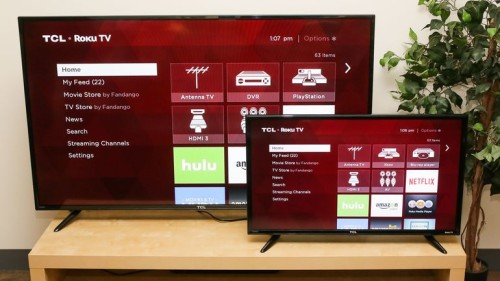 TCL S3750/FP110 series (Roku TV) review