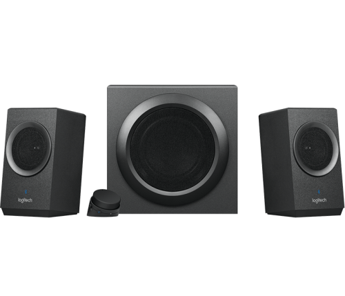 Review: Logitech Z337 Bold Sound with Bluetooth 2.1 Speaker System