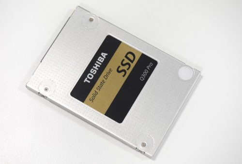 Toshiba Q300 Pro Solid State Drive Review