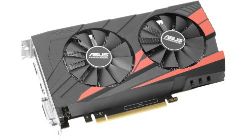 Asus ROG Strix GTX 1050 Ti review