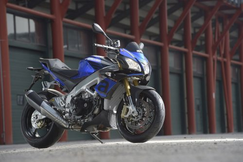 2016 Aprilia Tuono V4 1100 RR ABS Review