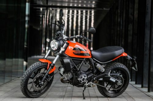 2016 Ducati Scrambler Review