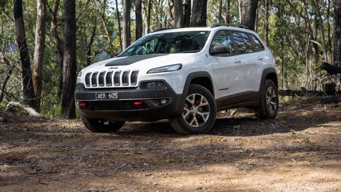 2016 Jeep Cherokee Trailhawk 46