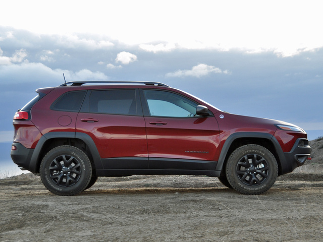 2016 Jeep Cherokee Trailhawk Review Gearopen