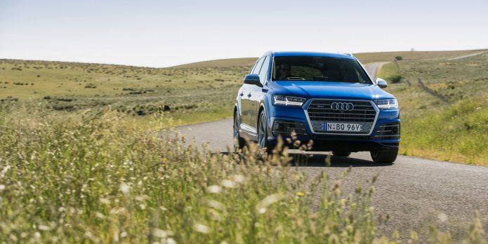 2017 Audi SQ7 TDI review