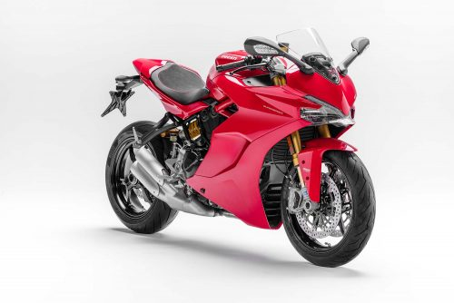 2017 Ducati SuperSport / SuperSport S Review