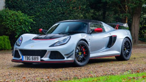 2017 Lotus Exige Sport 380 Review