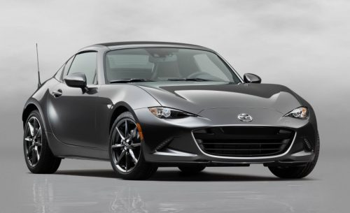 2017 Mazda MX-5 Arctic Edition Review