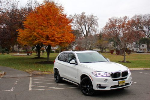 2017 BMW X5 XDRIVE40E IPERFORMANCE REVIEW