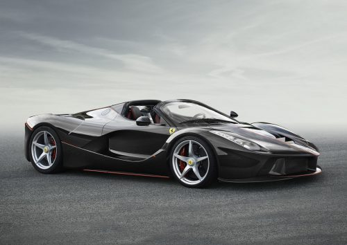 2017 Ferrari LaFerrari Aperta Review