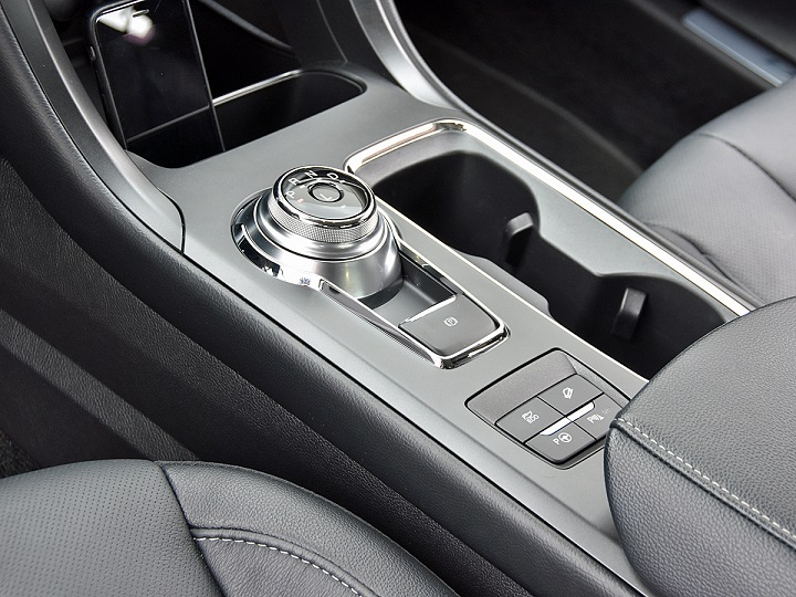 2017 Ford Fusion Hybrid Anium Rotary Shifter 720