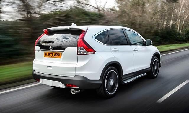 2017 Honda Crv Hybrid Review 5