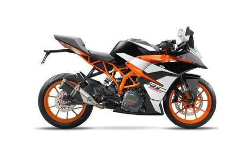 2017 KTM RC 125 / RC 390 Review