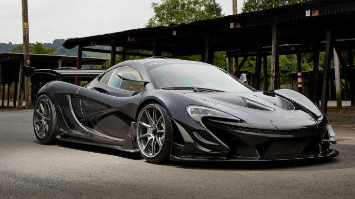 2017 McLaren P1 LM Review