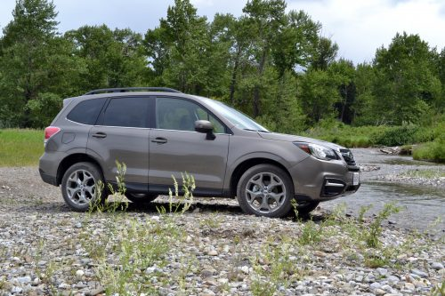 2017 Subaru Forester 2.5i Premium Review: Everyone's SUV