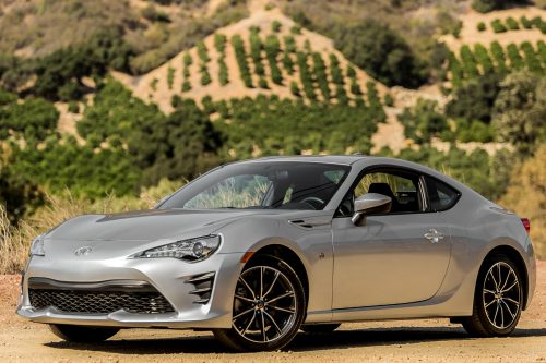 The 2017 Toyota 86 Feels Naked Without Its TRD-Tailored Clothes