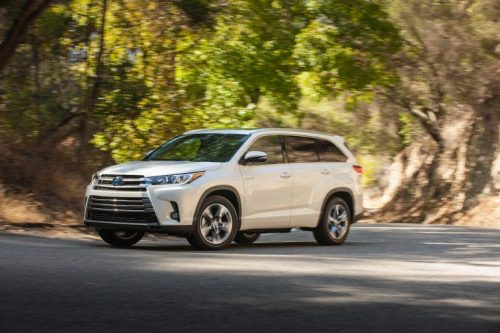 Lexus RX vs. Toyota Highlander: Buy This, Not That