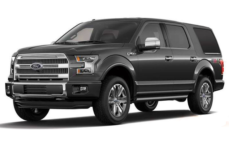 2018 Ford Expedition Review | GearOpen