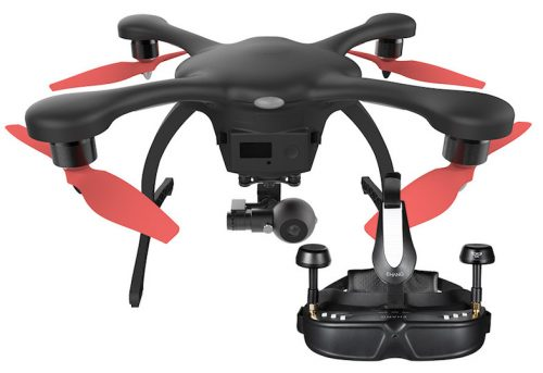 Ehang Ghostdrone 2.0 VR review: The drone with first-person view VR goggles