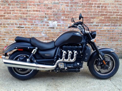 2016 Triumph Rocket III Review