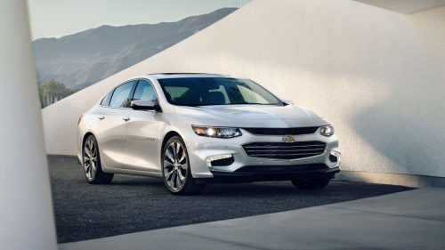 2016 Chevrolet Malibu Hybrid review