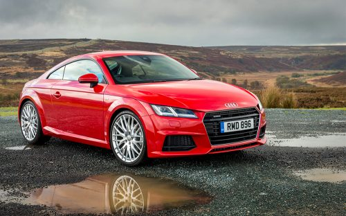 2017 Audi TT 2.0 TDI Quattro Review