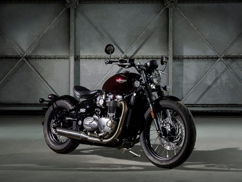 2017 Triumph Bonneville Bobber First Ride Review