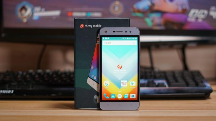 Cherry Mobile Iris Hands-on Review : Eye Security
