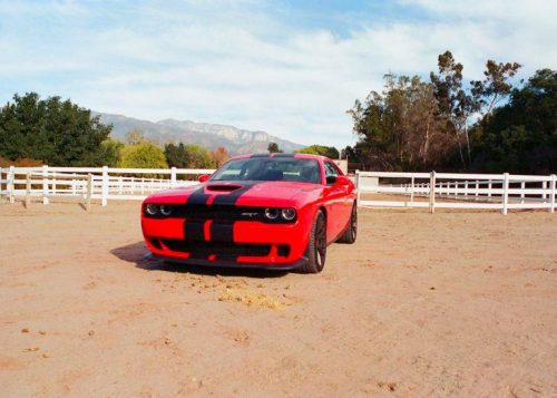 Review: Sell a Kidney and Buy a Dodge Challenger Hellcat