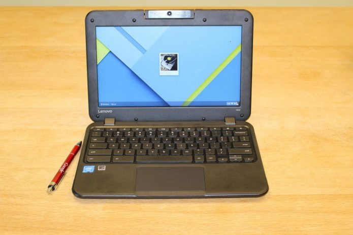 Lenovo N22 Touch Chromebook Review