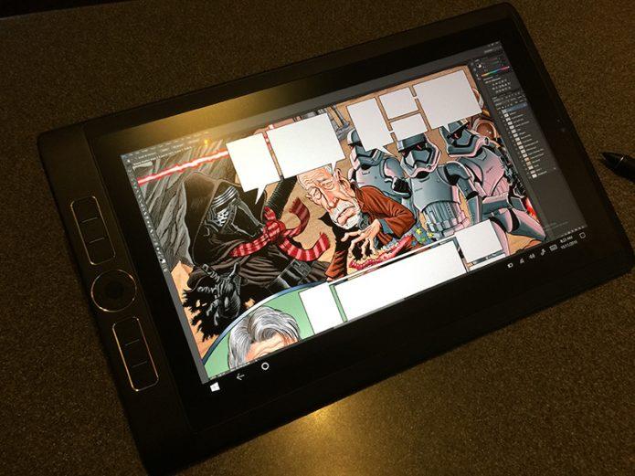 Wacom MobileStudio Pro review